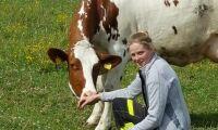 Ung mjölkbonde prisas