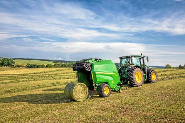 V461R är speciellt utvecklad för maskinstationer och större jordbruk med höga produktionskrav.