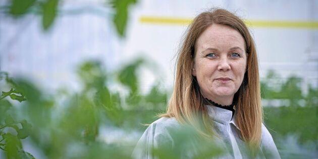 """Jennie Nilsson: """"Ingen dröm att bli minister"""""""