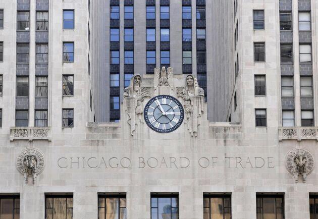 De internationella spannmålspriserna sätts framför allt på Chicagobörsen CBOT och på Euronext i Paris.
