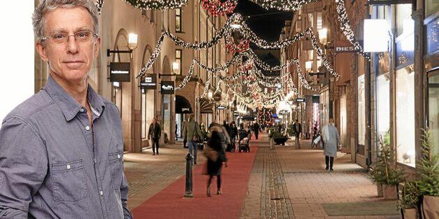 """Krönika: """"Varför inte vänta med julen –tills det är jul?"""""""