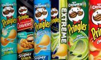 Italien i chipskrig med Pringles