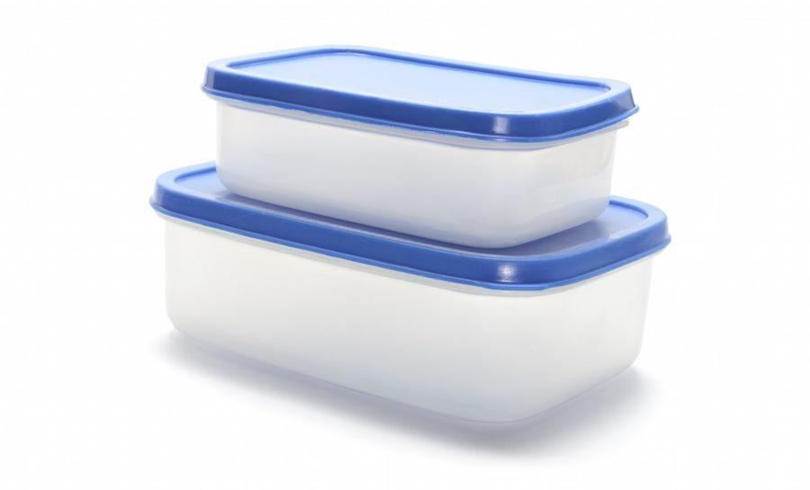 Plastjobb matlåda