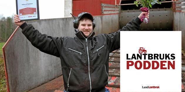 Lantbrukspodden: Han vann Teknikutmaningen 2020
