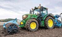 179 traktorer skiljer ettan från tvåan
