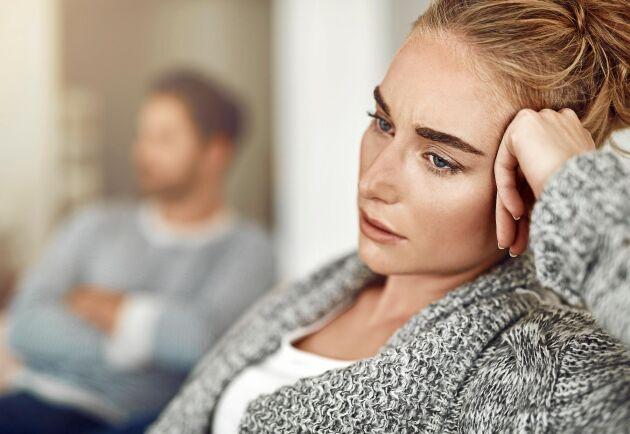 En skilsmässa är aldrig enkel men kan vara enda vägen bort från ett destruktivt förhållande.