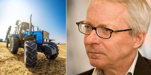 LRF vill ha stöd till lantbrukare med biodiesel