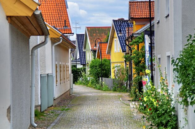 Filmen om Madicken spelades in i Söderköping.