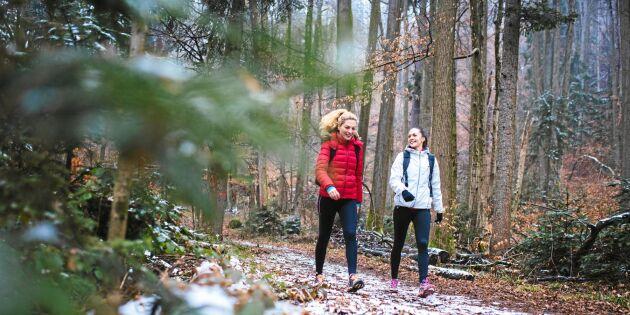 10 minuters träning – så stor är hälsoeffekten