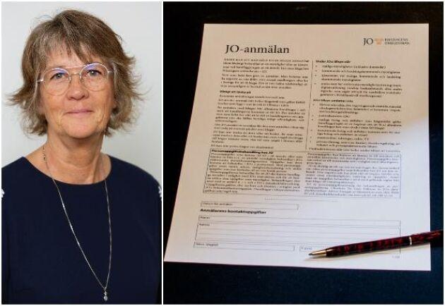 """JO Katarina Påhlsson lägger ner anmälningarna mot länsstyrelsen i Gävleborg som inkom efter programmet """"Arlagården"""" i SVT:s Uppdrag Granskning."""