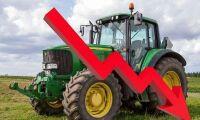 Neråt för traktorregistreringar