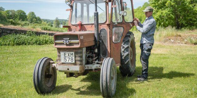 Gårdens älskade veteran har fått nya arbetsuppgifter