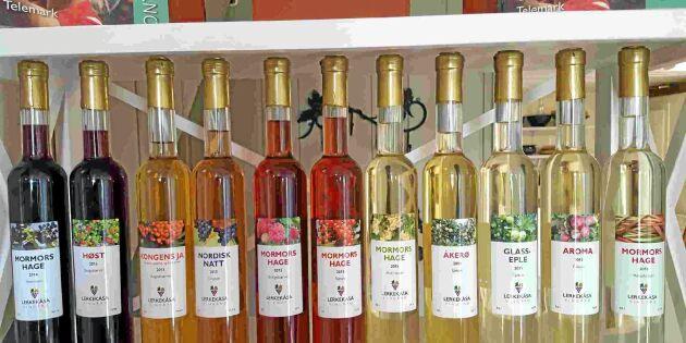 Fritt fram för gårdsförsäljning av alkohol