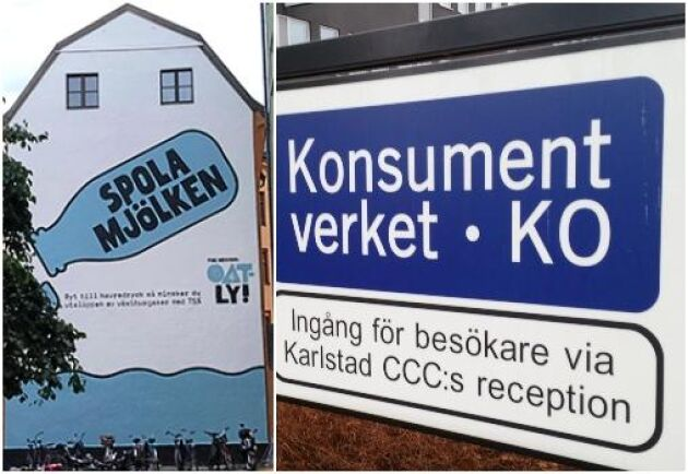 Oatlys reklam har fått flera att reagera och anmäla kampanjen till Konsumentverket.