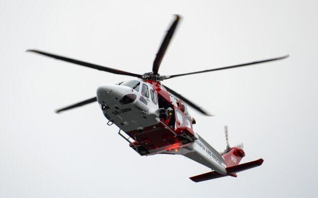 Sjöfartsverket har i dag sju räddningshelikoptrar. Nu föreslår verket att systemet byggs ut med tre till fyra nya helikoptrar.