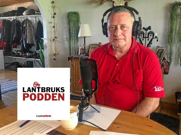 Jan Forssell, tjuruppfödare i Bjursås och tidigare ordförande i Sveriges Nötköttsproducenter, medverkar i nya avsnittet av Lantbrukspodden. Han intervjuas av Göran Berglund.