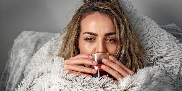 Därför går förkylningen inte över – kan vara annan sjukdom