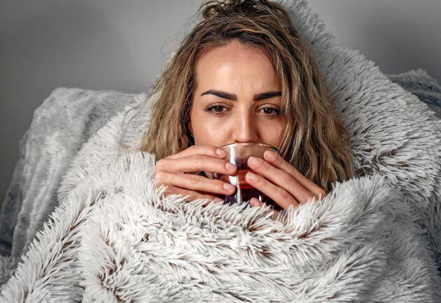 Hosta, nästäppa, snuva, trötthet, heshet och röda ögon är alla tecken på förkylning. Men om de inte försvinner efter en vecka eller högst två så är det förmodligen fråga om något annat.