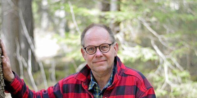 Skog ska debatteras i skogen