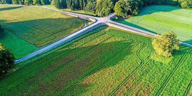 Slå vakt om åkermarken – den behövs för lantbruket