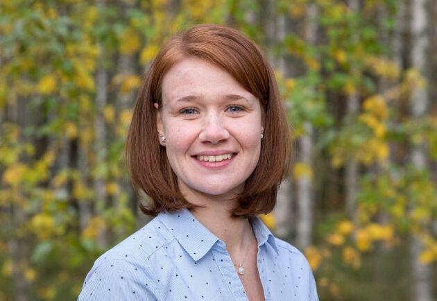 """""""Gemensamt för hela landet är att mängden tall är en av de viktigaste faktorerna för andelen viltskadade tallar. Mer tall resulterade i färre viltskador"""", säger Sabine Pfeffer."""