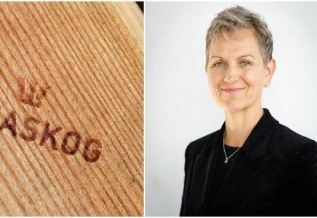 Hannele Arvonen har utsetts till ny VD för Sveaskog.