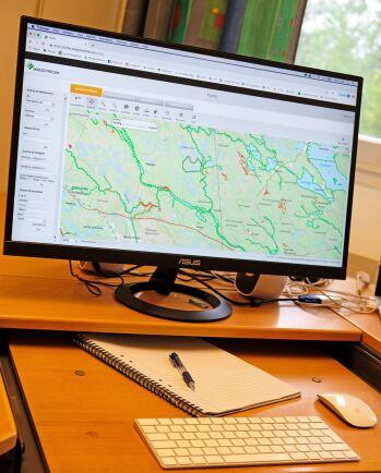 """Skogsstyrelsen samlar tips om privat skogsmark som kan ha höga naturvärden i ett internt kartregister som kallas """"Tips naturvärden"""". Informationen i registret kan leda till att områden senare registreras som nyckelbiotoper."""