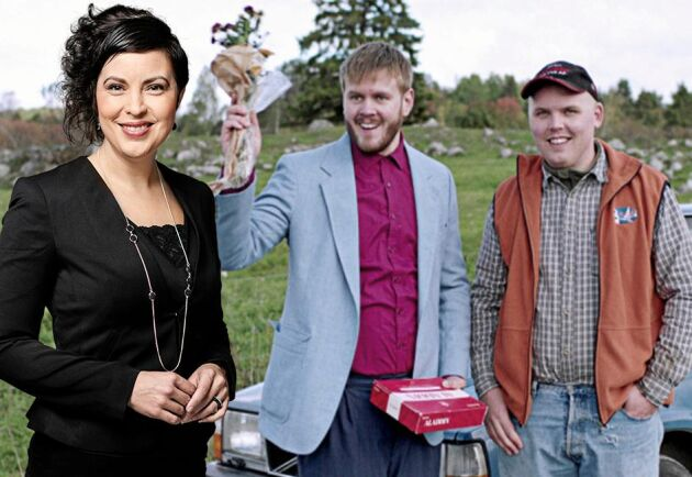 """TV-serien """"Leif och Billy"""" handlar om två arbetslösa norrlänningar, lata och korkade. Vad sänder det för signaler? frågar sig Terese Bengard."""