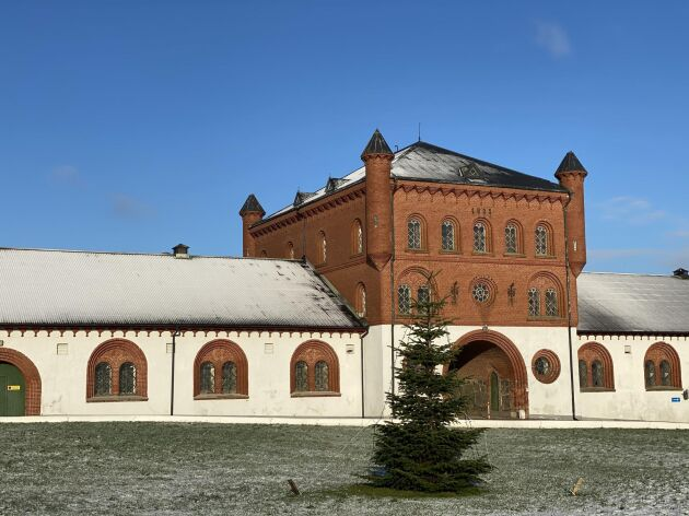 Ett testamente från lagmannen Tage Ludvig Sylvan lade grunden till Bollerup som utbildningsplats.