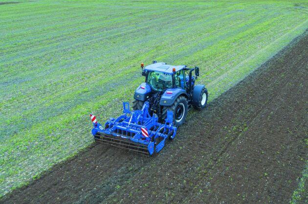 SDM är en ny kultivator i New Hollands redskapsutbud.