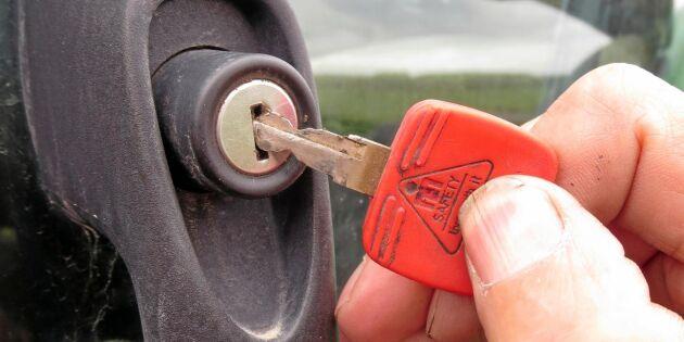 Lätt att stjäla fordon med digitala nycklar