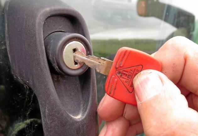 Digitala automatnycklar är inte bättre än den här halvsekelgamla standardnyckeln.