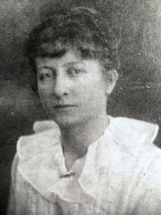 Jessie Louisa Simpson som anses vara förebild till Pippi Långstrumps mamma.