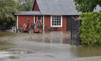 SMHI varnar för skyfall