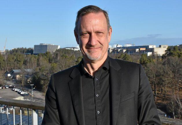 Gunnar Gidefeldt, LRF:s kommunikationschef.
