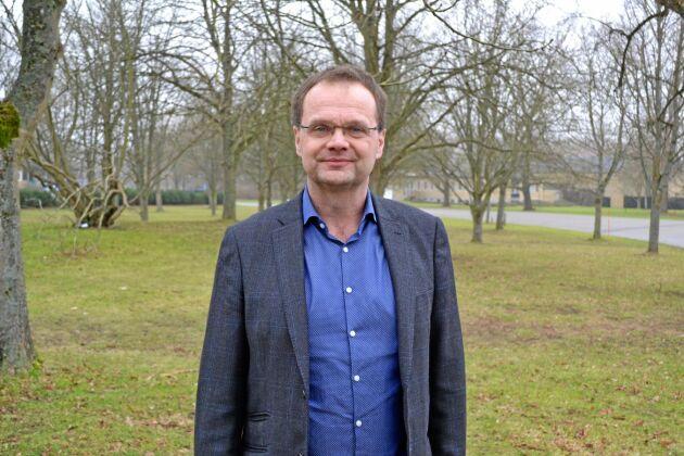 Jimmy Larsson, nationell affärsutvecklare vid Hushållningssällskapet.