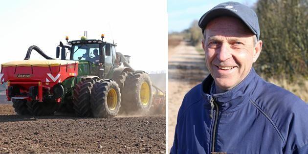 Vårbruket i gång – men oro efter förbudet mot Gaucho