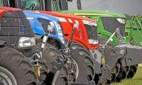 Traktorförsäljningen minskar – här är undantagen