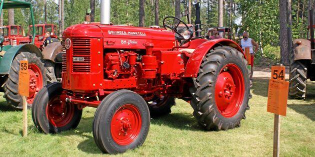 Victorn blev röd 1 maj 1960