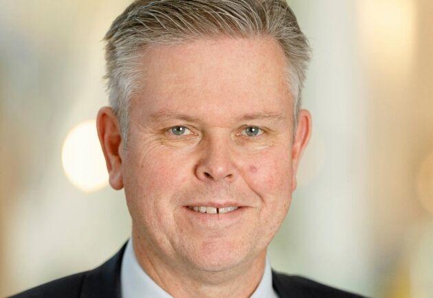 """""""Jag hoppas och tror att det finns en vilja att Sverige inte ska förlita sig på importerat bränsle för att nå miljömålen för 2030"""", säger Pyrocells ordförande Pontus Friberg."""