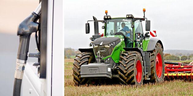 Traktortillverkares intresse för HVO ökar