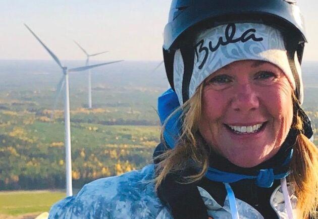 Weronica Andersson är projektledare på WPD Scandinavia.