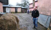 Markbrist slår hårt mot det polska lantbruket