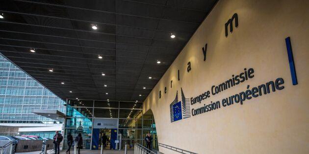 Så vill EU-kommissionen se svenska jordbruksstöd