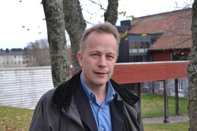 Göran Ericsson, professor vid institutionen för vilt, fisk och miljö vid SLU.