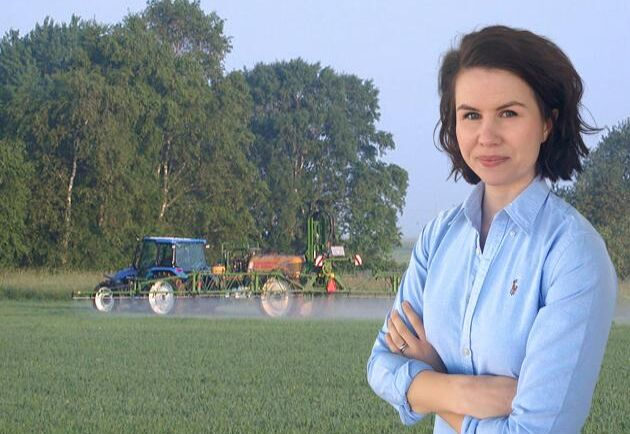 I Sverige bedömer Naturvårdsverket att växtskyddsmedel inte utgör någon generell fara för miljön, skriver Ester Hertegård.