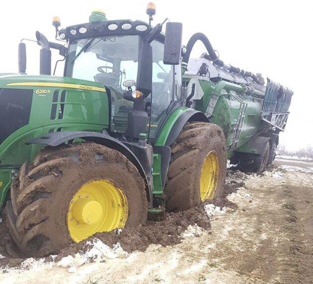 Det här fixar John Deere-traktorn.