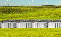Tesla inviger jättebatteri