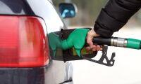 Priset på diesel och bensin höjs rejält