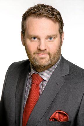 Markus Helin, chefsmäklare LRF konsult.